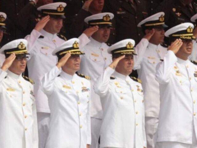 Alto oficial de la Marina de Guerra está implicado en abusos a cadetes