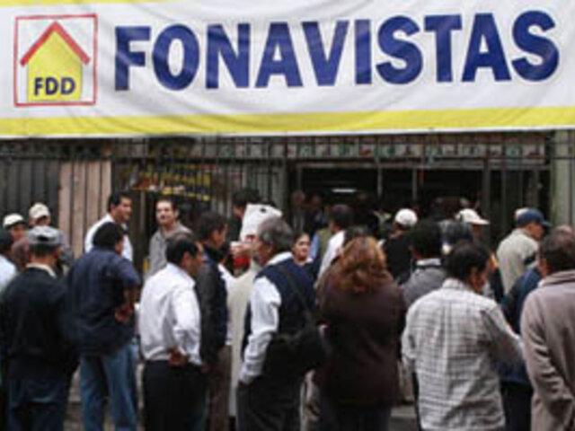 Congreso de la República instalará módulos para inscribir a fonavistas