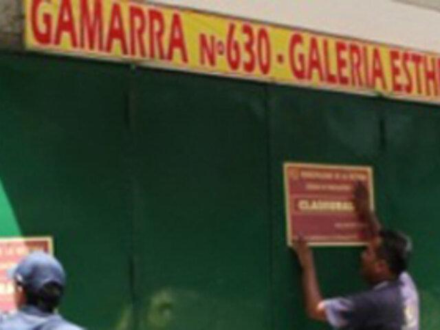 Municipio de La Victoria denunciará a propietarios de galería Unicachi
