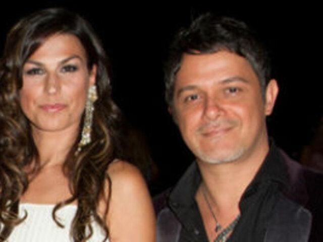 Alejandro Sanz se casó con Raquel Perea en ceremonia íntima