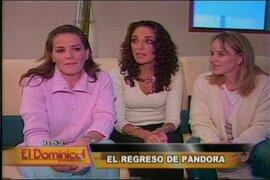 El regreso de Pandora a Perú