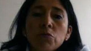 Francia: Ima Sumac Humala encabeza manifestación anti Conga
