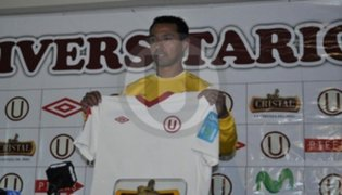 Empezó la era 'Ñol' Solano en Universitario de Deportes