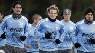 Futbolistas uruguayos afirman que respetan a la selección peruana
