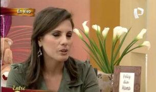 Claudia Cisneros desayuna con Lorena Caravedo