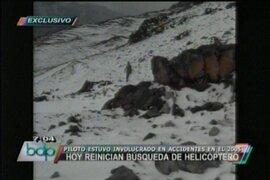 Reinician la búsqueda de la aeronave desaparecida en el Cusco