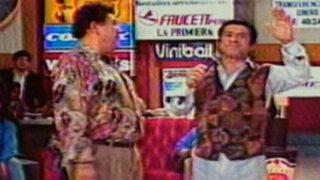 La dupla de oro en la comicidad: 'Chato' Barraza y 'Gordo' Casaretto