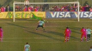 Vibrante encuentro: Uruguay 3- Perú 2 con gol del 'Cebolla' Rodríguez