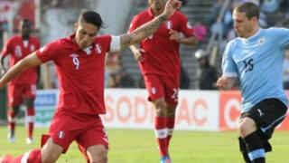 Perú cae al fondo de la tabla: Uruguay venció 4-2 en Montevideo