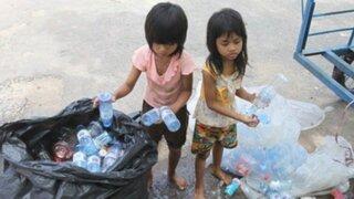 """""""Entre tú y yo"""" debate sobre la problemática del trabajo infantil en el Perú"""