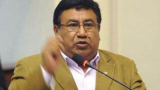 Congresista  Yovera fue suspendido 120 días por mentir en su hoja de vida