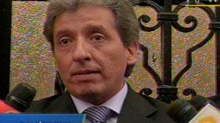 Ministro Pulgar en caso Mollohuanca: Respetamos decisión del PJ