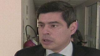 Escándalo por interceptación telefónica a congresista Luis Galarreta