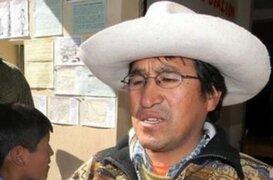 Ampe pide a alcalde Mollohuanca dialogar para solucionar problemas de Espinar