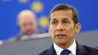 Presidente Humala: Estado peruano respeta los acuerdos que firma