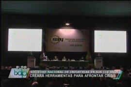 Premier Valdés destaca compromiso de la Sociedad Nacional de Industrias
