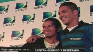 Peruanos enloquecen con la garra y coraje de Paolo Guerrero