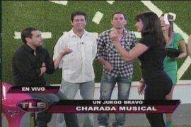 """""""Bravos de la charada"""" con Danuska Zapata y Tommy Portugal"""