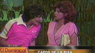 Los capos de la risa: inolvidables Adolfo Chuiman y Álex Valle