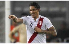 Paolo Guerrero será presentado la próxima semana en el Corinthians