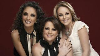 El trío Pandora ya está en Lima