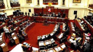 Partidos políticos coinciden en sancionar el transfuguismo en el Congreso