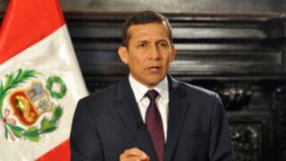 Piden a Humala no esperar hasta el 28 de julio para cambiar Gabinete
