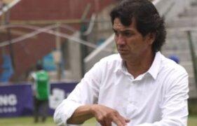Franco Navarro es el nuevo entrenador del  Club Melgar de Arequipa