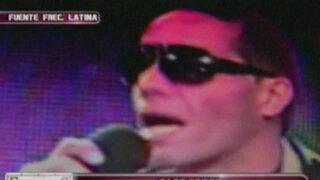 Participante de reallity de canto era expareja de Ariel Bracamonte