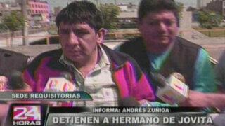 Detienen a tío de Elita Espino Vásquez por evasión de impuestos