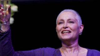 México: tras meses de tratamiento Daniela Romo supera cáncer
