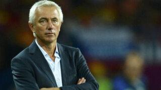 Técnico de Holanda renunció tras fracaso de su equipo en la Eurocopa