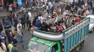 Paro de transportistas para este 2 de julio divide a gremios del sector