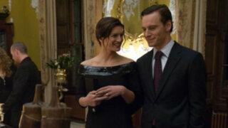 Acción, traición y belleza en filme 'Agentes Secretos'