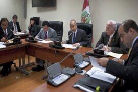 Megacomisión recomienda acusación constitucional contra Alan García