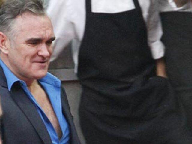 Morrissey anuncia su retiro para 2014 cuando cumpla 55 años