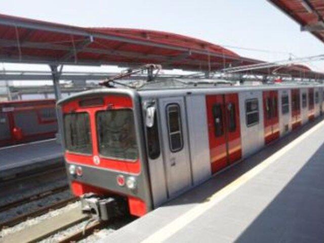 CAF invertiría US$ 600 millones en Línea 2 del Metro de Lima