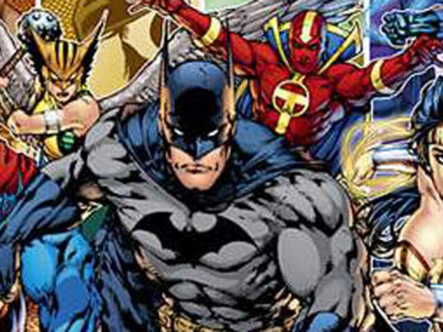 """""""Liga de la Justicia"""" llegaría al cine de la mano de estudios Warner"""