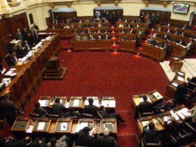 Pleno del Congreso aprobó Ley de Reforma Magisterial