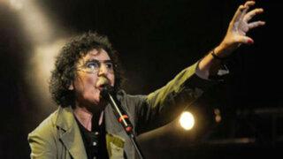 Músico Charly García conquistó al público limeño