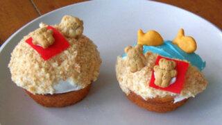 Los cupcakes, el nuevo rival de las tortas