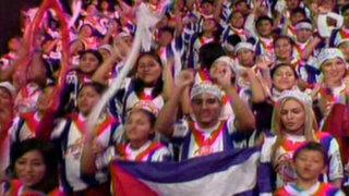 """Cuba se impone en los dos primeros juegos en """"Desafío Sin Fronteras"""""""