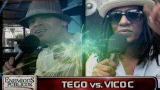Tego Calderón y Vico C ofrecerán concierto en Lima