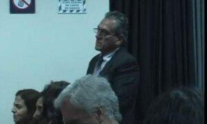 Movadef boicotea presentación de libro en la PUCP