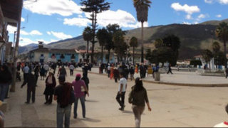 Cajamarca: a cuatro se eleva el número de muertos por enfrentamientos