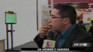 """""""Aromas y Sabores"""" recorre la Feria del Cacao y el Chocolate"""
