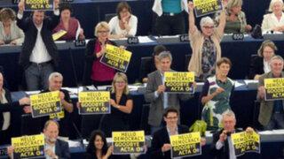 La Unión Europea rechaza ACTA por unanimidad