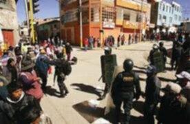 Ejecutivo desmiente secuestro de policías en Bambamarca