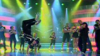 Frank Sinatra, Lucia Méndez y La Chilindrina participaron en realitys de baile