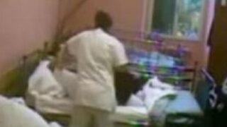 EE.UU: cámara oculta registra abusos en asilo de ancianos